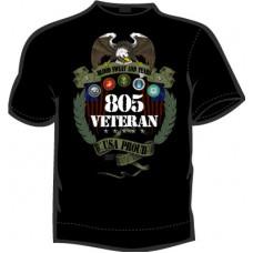 805 Veterans Shirt