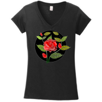 Beautiful Red Roses for You T-Shirt