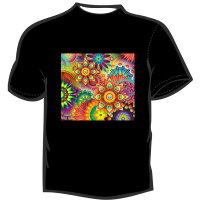 Psychedelic Far Out Man!  T-Shirt