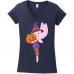 A Fairy Tale Series - Halloween Fairy in Purple and Orange